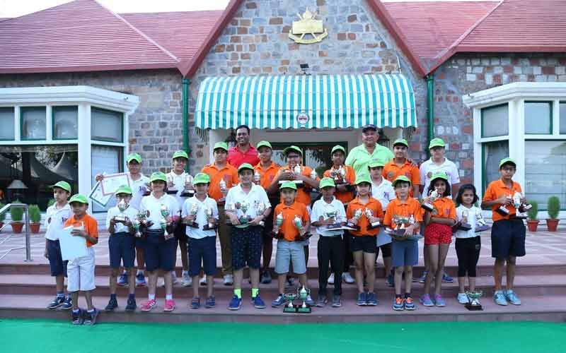 Usha Junior Golf Camp