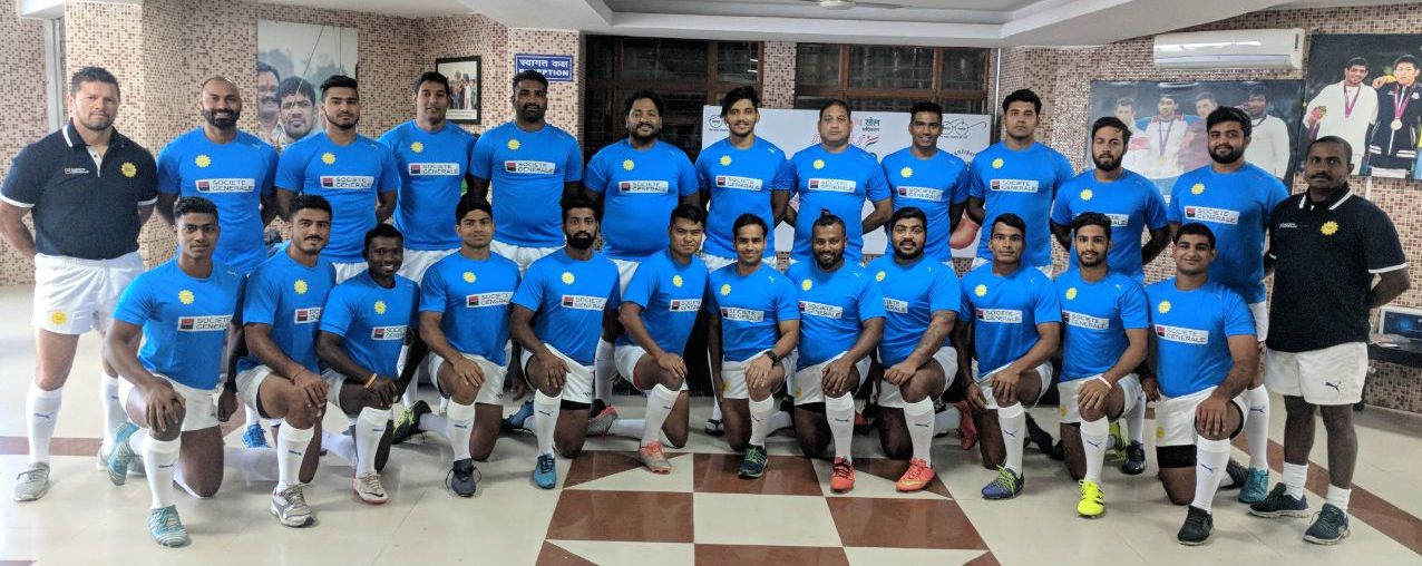 India Rugby Team 11