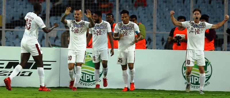 Mohun bagan East Bengal I League