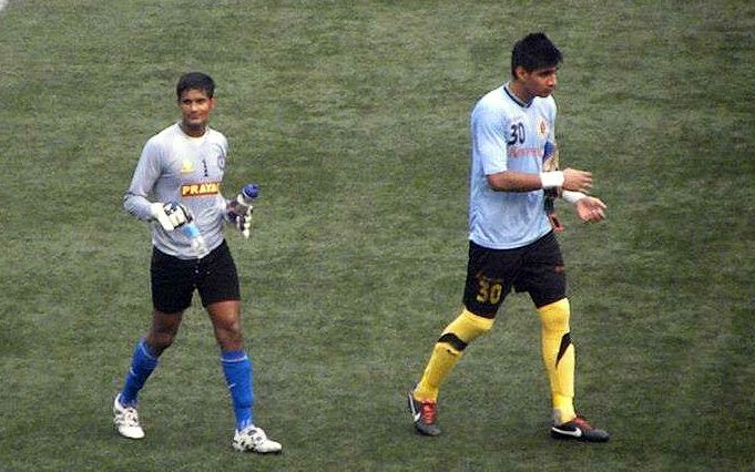 Subroto Paul Gurpreet Singh Football