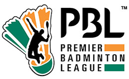 Premier Badminton League PBL LOGO