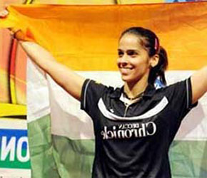 Saina is rewriting Indian badminton history through perseverance, consistency and hard work
