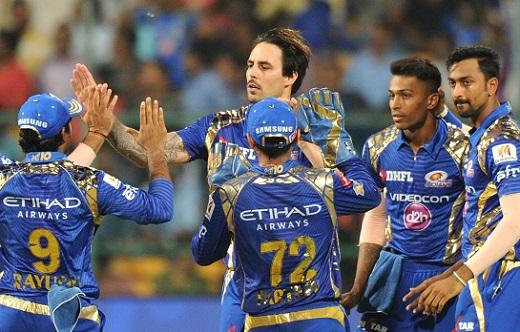 Mumbai Beat Kolkata To Storm Into IPL Final
