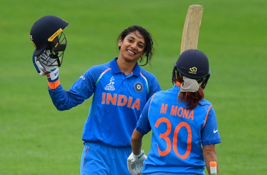 India Crushed West Indies In The Second Match