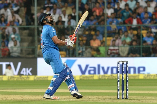 Rohit, Shami included in India's squad for Champions Trophy