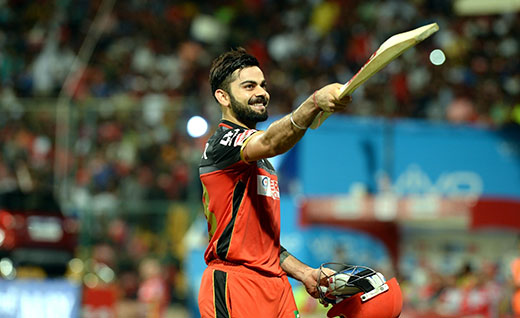 Royal Challengers Bangalore vs Rising Pune Supergiant: RCB need 162 to win