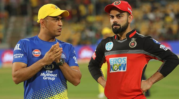 IPL 2018: CSK go top after seeing off RCB in low-scorer