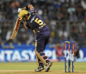 KKR out of the race of play-offs
