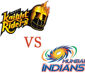 kolkata knight riders vs mumbai indians IPL 9 Match 5