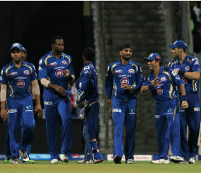 mumbai indians remained unbeaten at home