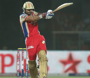 Captain's knock from Kohli keeps the hopes alive for RCB