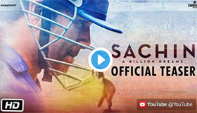 sachin a billion dreams movie trailer