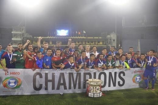 Mohun Bagan to take Bengaluru FC in Federation Cup final