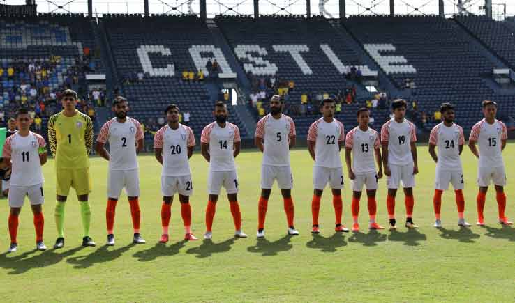 Indian Football Team Intercontinental Cup
