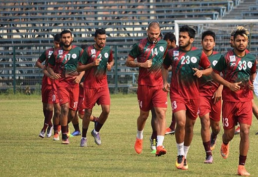 Mohun Bagan I League Football