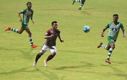 AFC Cup: 10-man Maziya downs Bagan