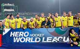 HWL Finals 2015 Austaralia are champions