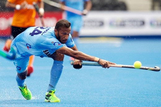Manpreet Singh led team beaten 3-2 in thrilling match