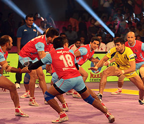 They enthrall and entertain: Top raiders of Pro Kabaddi League