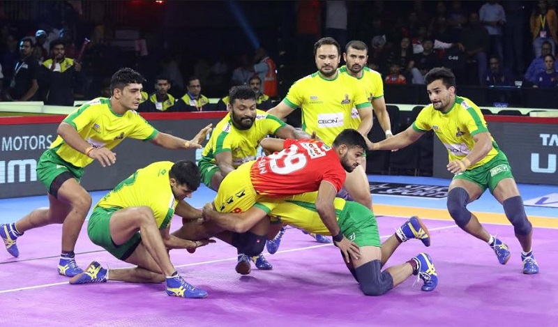 Tamil Thalaivas old guard shines to give them victory over Gujarat Fortunegiants
