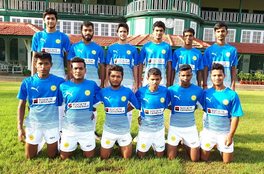 Indian U17 Boys Rugby Team