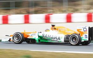 Bahrain GP a massive result for us: Di Resta